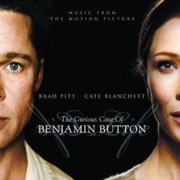 Обложка к диску с музыкой из фильма «Загадочная история Бенджамина Баттона»