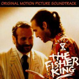 Обложка к диску с музыкой из фильма «Король-рыбак»