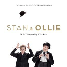 Обложка к диску с музыкой из фильма «Стэн и Олли»