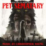 Маленькая обложка к диску с музыкой из фильма «Кладбище домашних животных»