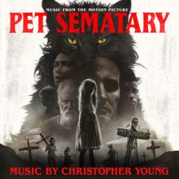 Обложка к диску с музыкой из фильма «Кладбище домашних животных»