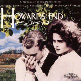Обложка к диску с музыкой из фильма «Усадьба Хауардс-Энд»
