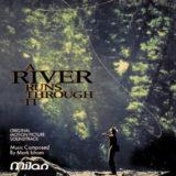 Маленькая обложка диска c музыкой из фильма «Там, где течёт река»