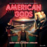 Маленькая обложка диска c музыкой из сериала «Американские боги (2 сезон)»