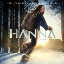 Обложка к диску с музыкой из сериала «Ханна (1 сезон)»