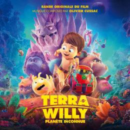 Обложка к диску с музыкой из мультфильма «Маугли дикой планеты»