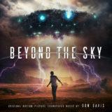 Маленькая обложка к диску с музыкой из фильма «Над небесами»