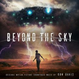 Обложка к диску с музыкой из фильма «Над небесами»