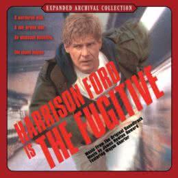 Обложка к диску с музыкой из фильма «Беглец»