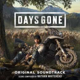 Обложка к диску с музыкой из игры «Days Gone»