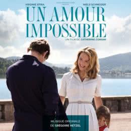 Обложка к диску с музыкой из фильма «Невозможная любовь»