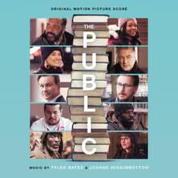 Обложка к диску с музыкой из фильма «Общественная библиотека»