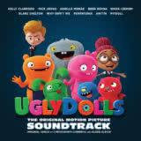 Маленькая обложка диска c музыкой из мультфильма «UglyDolls. Куклы с характером»