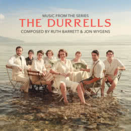 Обложка к диску с музыкой из сериала «Дарреллы»