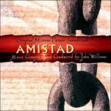 Маленькая обложка диска c музыкой из фильма «Амистад»