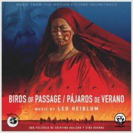 Обложка к диску с музыкой из фильма «Перелётные птицы»