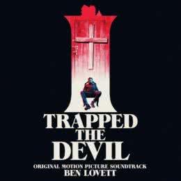 Обложка к диску с музыкой из фильма «Я поймал Дьявола»