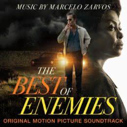 Обложка к диску с музыкой из фильма «Лучшие враги»