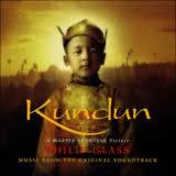 Маленькая обложка диска c музыкой из фильма «Кундун»