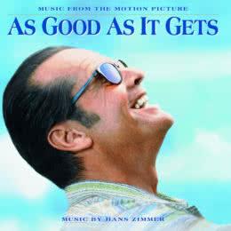 Обложка к диску с музыкой из фильма «Лучше не бывает»