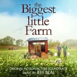 Обложка к диску с музыкой из фильма «Большая маленькая ферма»