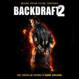 Обложка к диску с музыкой из фильма «Обратная тяга 2»