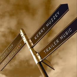 Обложка к диску с музыкой из сборника «Trailer Music 1-3»