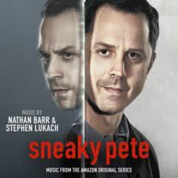 Обложка к диску с музыкой из сериала «Подлый Пит»