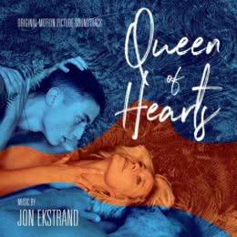 Обложка к диску с музыкой из фильма «Королева сердец»