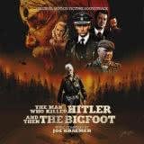Маленькая обложка диска c музыкой из фильма «Человек, который убил Гитлера и затем снежного человека»