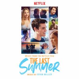 Обложка к диску с музыкой из фильма «Наше последнее лето»