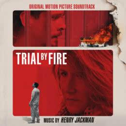 Обложка к диску с музыкой из фильма «Испытание огнем»