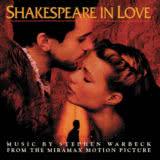 Маленькая обложка диска c музыкой из фильма «Влюбленный Шекспир»