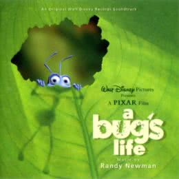 Обложка к диску с музыкой из мультфильма «Приключения Флика»