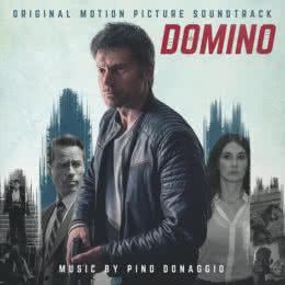 Обложка к диску с музыкой из фильма «Домино»