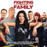 Маленькая обложка к диску с музыкой из фильма «Борьба с моей семьёй»