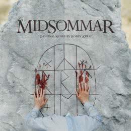 Обложка к диску с музыкой из фильма «Солнцестояние»