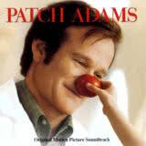 Маленькая обложка диска c музыкой из фильма «Целитель Адамс»