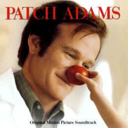 Обложка к диску с музыкой из фильма «Целитель Адамс»