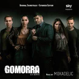 Обложка к диску с музыкой из сериала «Гоморра»