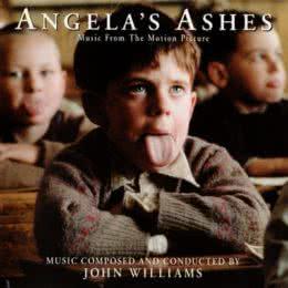 Обложка к диску с музыкой из фильма «Прах Анджелы»