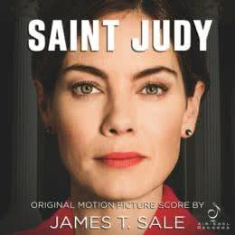 Обложка к диску с музыкой из фильма «Святая Джуди»