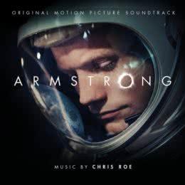 Обложка к диску с музыкой из фильма «Армстронг»