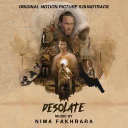 Обложка к диску с музыкой из фильма «Пустошь»