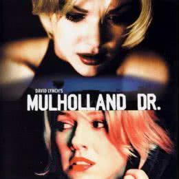 Обложка к диску с музыкой из фильма «Малхолланд Драйв»