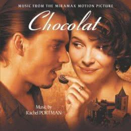 Обложка к диску с музыкой из фильма «Шоколад»