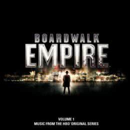 Обложка к диску с музыкой из сериала «Подпольная империя (Volume 1)»