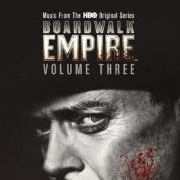 Обложка к диску с музыкой из сериала «Подпольная империя (Volume 3)»