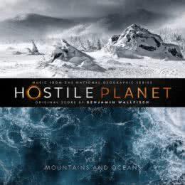 Обложка к диску с музыкой из сериала «Враждебная планета (Volume 1)»