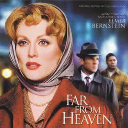Обложка к диску с музыкой из фильма «Вдали от рая»